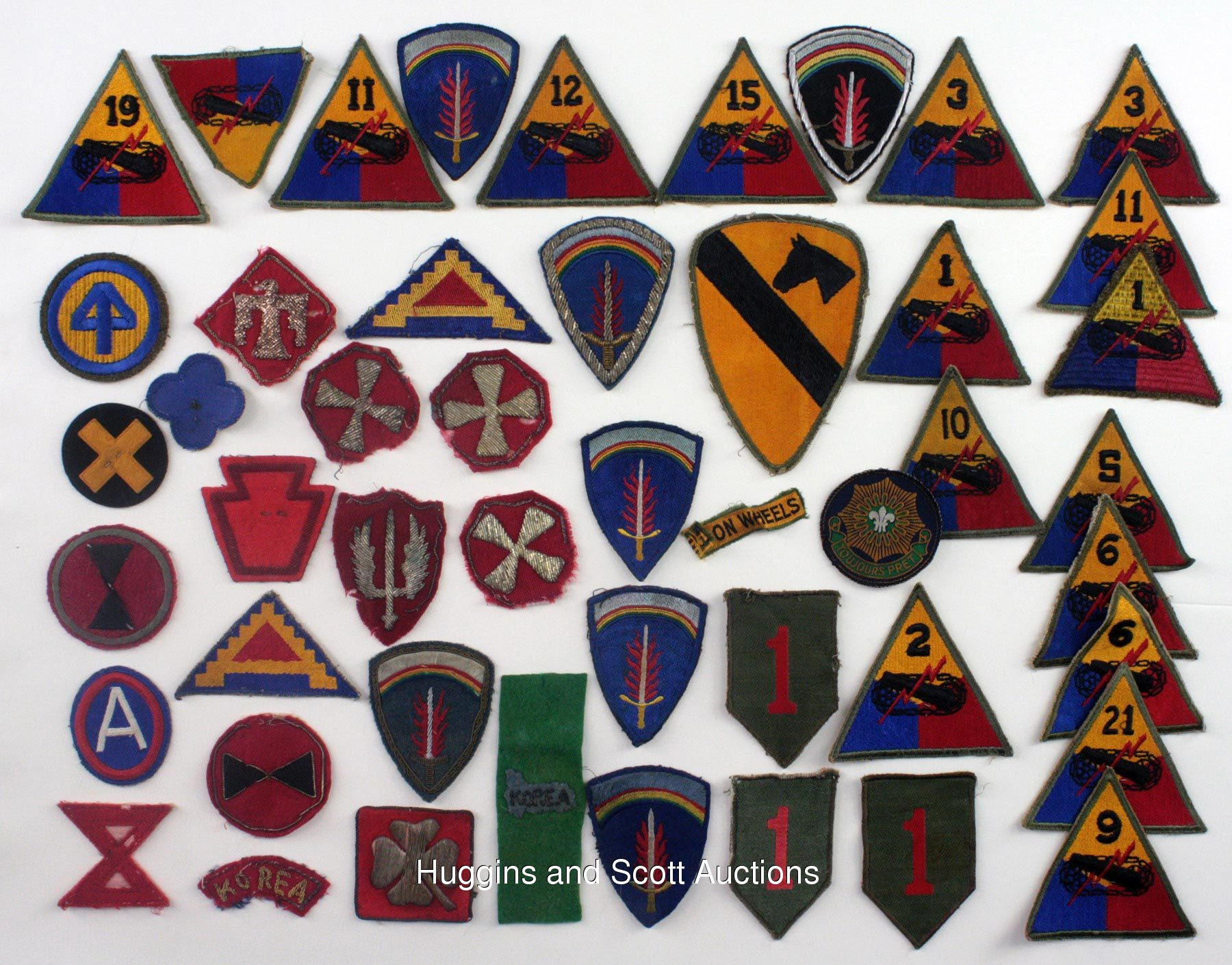 Army Ranks on Symbols Insignias of the United States Army
